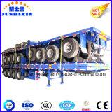 バルク半Cargo&の容器4の車軸トレーラー