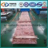 Строительные материалы гофрировали стальной лист для толя