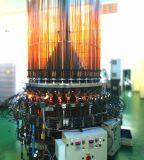 l'ampoule en verre claire du Borosilicate 1ml-2ml-5ml avec la couleur décorent la boucle