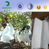 Envolvimento impermeável biodegradável feito-à-medida saco de papel para a embalagem da fruta