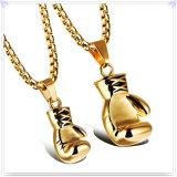 De Halsband van de Juwelen van het Roestvrij staal van de Tegenhanger van de manier (NK1020)