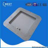 Wasser-Messinstrument-Einsteigeloch-Deckel