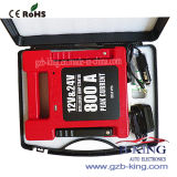12V e 24V 24000mAh Intelligent Car Jumpers