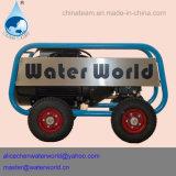 Máquina de alta pressão dos recipientes da limpeza do líquido de limpeza