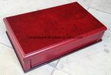 節玉のマットの木の茶包装のギフト用の箱