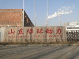 Gerador do gás da biomassa do fornecedor 400kw da manufatura de Shandong Lvhuan/gerador do biogás