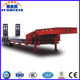 40-70 Tons Strong Cargo Lowbed Trailer para Venda