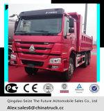 6X4 25t de Vrachtwagen van de Stortplaats HOWO voor Verkoop