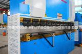 Гибочная машина листа нержавеющей стали Wc67y-80t/4000mm, машина тормоза давления, машина гибочного устройства с высоким качеством
