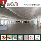 10X20mのカスタムテントの頑丈なテントの玄関ひさしの中国の玄関ひさし100-150の人のテント