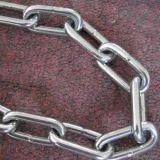 Qualitäts-Edelstahl-Link-Kette mit Cer-Bescheinigung (DIN5685, DIN763, DIN766, DIN764)