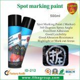 Etiqueta de plástico de la pintura de la marca del aerosol de Aeropak