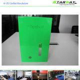 Parti personalizzate di montaggio della lamiera sottile del rivestimento della polvere di precisione