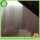 Het In reliëf gemaakte Blad van het Metaal SUS 316 Decoratief voor Roestvrij staal