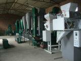 máquina de enchimento automática da embalagem do ensaque do feijão da semente da grão 0-100kg e da máquina da ponderação
