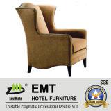 Chaise d'hôtel de luxe avec l'armature en bois de qualité (EMT-HC14)