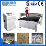Machine de découpage de plasma de commande numérique par ordinateur de découpage de carbone de coupeur de plasma/acier inoxydable
