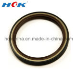 Htcl Peugeot Oil Seal Double Color em preto e Brwon