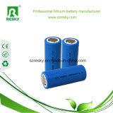Lithium-Batterie packt 9.6V 12V 2ah Stromversorgung für Sonnenkollektor mit RoHS