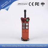 De Leverancier van China! Draadloze Afstandsbediening F21-4D van de Kraan van het Hijstoestel van de Kabel van de Draad van het Hijstoestel van de macht de Elektrische