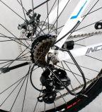 中間駆動機構モーターを搭載するElektrische Vouwfietsか電気自転車