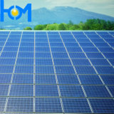 3.2mm PV Module Use Tempered Arc Solar Glass con SPF, SGS, iso