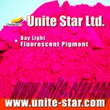 Colore rosso fluorescente chiaro della pesca di FT del pigmento di giorno per gli inchiostri