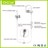 Auriculares estéreos de Bluetooth del gancho de leva del oído en la radio Earbuds del oído