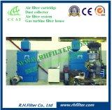 Вертикальный сборник пыли патрона для воздуховода генератора