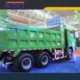 Shacman 25cbm 420HPのダンプのダンプカートラック