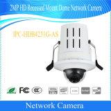 Dahua 2MP HD утопило камеру Poe сети обеспеченностью купола держателя (IPC-HDB4231G-AS)