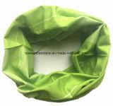 顧客用デザインによって印刷されるMicrofiberの多機能の首の管のスカーフ