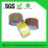 Brown & желтовато малошумная лента упаковки