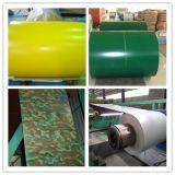 SGCC Prepainted a chapa de aço galvanizada em bobinas de PPGI