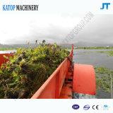 Plantas de agua automáticas que cortan el barco de la limpieza de la presa del barco