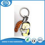 Progettare lo smalto per il cliente duro Keychain di figura animale