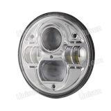 12V 73W 둥근 고/저 광속 LED 트럭 또는 차 또는 자동 헤드라이트