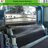Scheda di drenaggio dell'HDPE della fossetta/scheda/strato di plastica di drenaggio che fa macchina