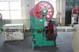 De Apparatuur van de Zaagmolen van de houtbewerking, de Verticale Machine van de Lintzaag (MJ329)