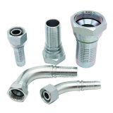 Ajustage de précision hydraulique hydraulique étampé d'embout de durites de boyau de SAE/Bsp /BSPT (50041)