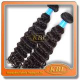 Weave бразильских волос курчавый для венчания