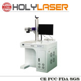 Изготовления машины маркировки лазера, машина маркировки лазера волокна 10W 30W портативная
