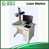 스테인리스 금속 Laser 조각을%s 섬유 Laser 표하기 기계