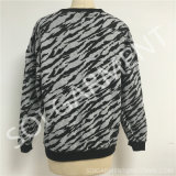 Beadings (SOI-T1716)の女性の方法羊毛のワイシャツ