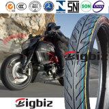 China, goma trasera 50 / 80-17 neumático de la motocicleta