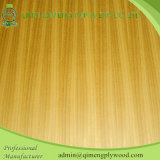 3A, 2A Grde를 가진 Gloden Yellow Color Ep Teak Fancy Plywood