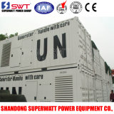 20 voeten Containerized Diesel die Vastgestelde Macht door Cummins produceren