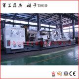 Lathe CNC высокой эффективности хозяйственный горизонтальный для подвергать цилиндр механической обработке 40t (CG61200)