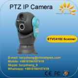 Macchina fotografica del Thermal del IP dello scanner PTZ del supporto del veicolo
