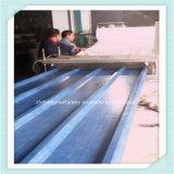 Eficiencia alta calidad profesional fabricante hidráulico de cubierta de FRP pultrusión Máquina